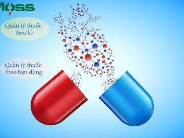 Quản lý thuốc theo lô và hạn dùng là giải pháp tối ưu cho nhà thuốc hiện đại