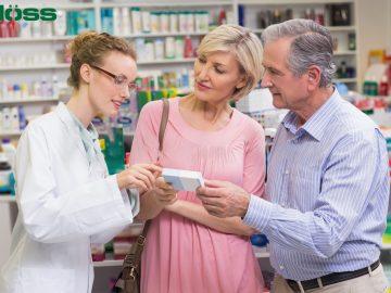 Giữ chân khách hàng tại nhà thuốc
