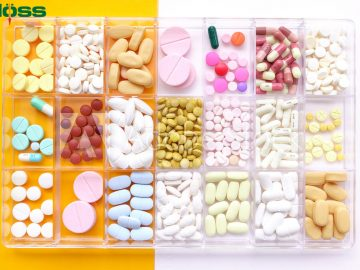 Sắp xếp vị trí các loại thuốc sao cho khoa học, dễ nhìn và dễ lấy.