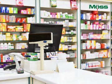 nhà thuốc hiện đại