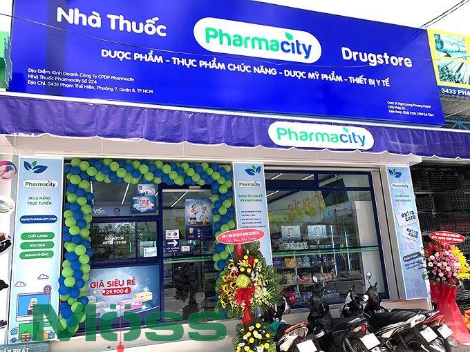 Pharmacity là một doanh nghiệp nước ngoài thành công trong lĩnh vực dược phẩm