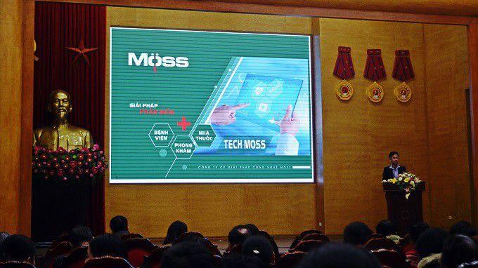 Phần mềm Moss Clinic được nhiều nhà thuốc tin dùng
