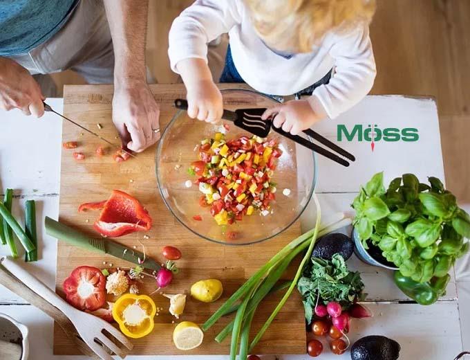 Chế độ ăn nhiều rau mang lại lợi ích cho mọi người