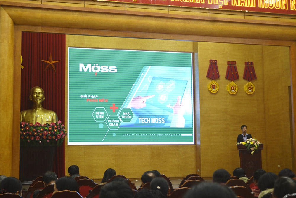 Sứ mệnh của Tech Moss trong ngành Y tế
