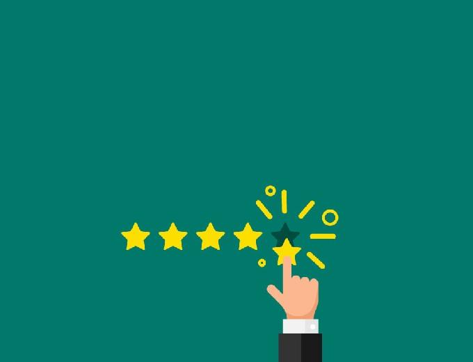 Tận dụng mọi đánh giá tích cực trực tuyến