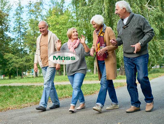 Đi bộ thực sự hữu ích để giảm huyết áp
