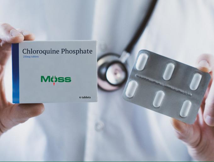 Thuốc Chloroquine điều trị sốt rét cũng được nghiên cứu tái sử dụng
