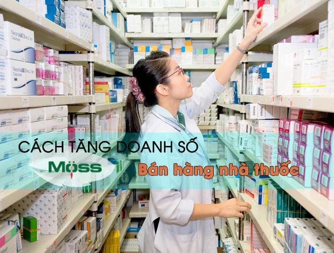 Quản lý kho thuốc cũng giúp tăng doanh số nhà thuốc