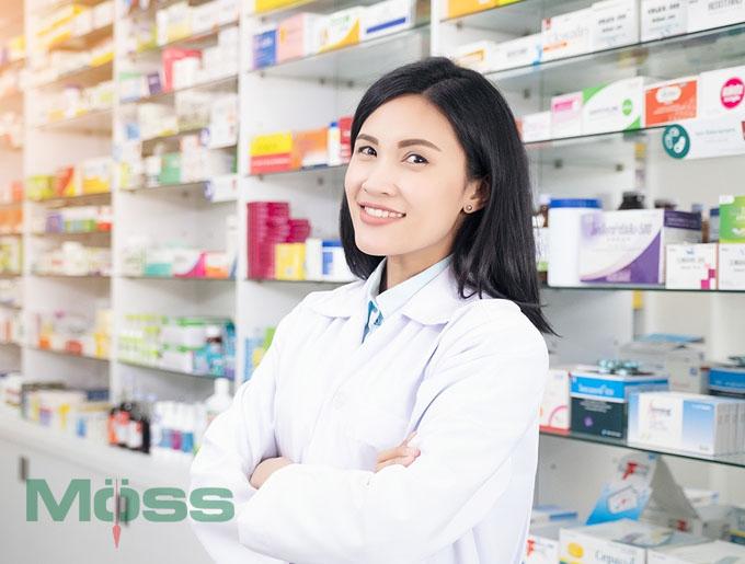 Dược sĩ tận tâm lấy được niềm tin nơi khách hàng