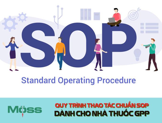 Tạo quy trình SOP cho nhà thuốc là điều cần thiết