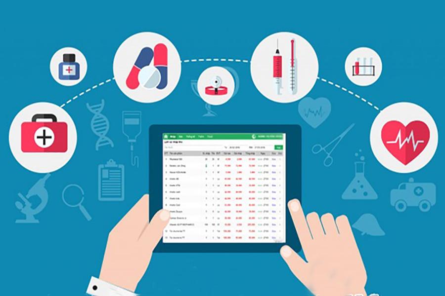 Quản lý nhà thuốc hiệu quả nhờ phần mềm Moss Pharma