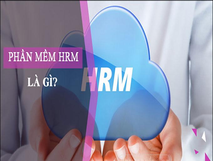 Phần mềm HRM là gì?